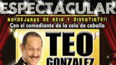 Teo Gonzalez en El Paso