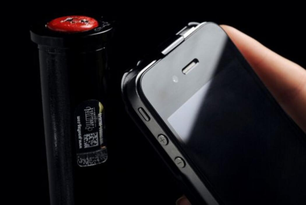 Prooftag era una de las nuevas aplicaciones para iPhone para verificar q...