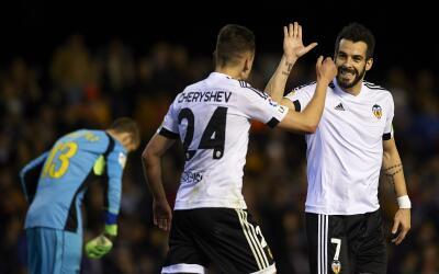 El Valencia vuelve a sonreír