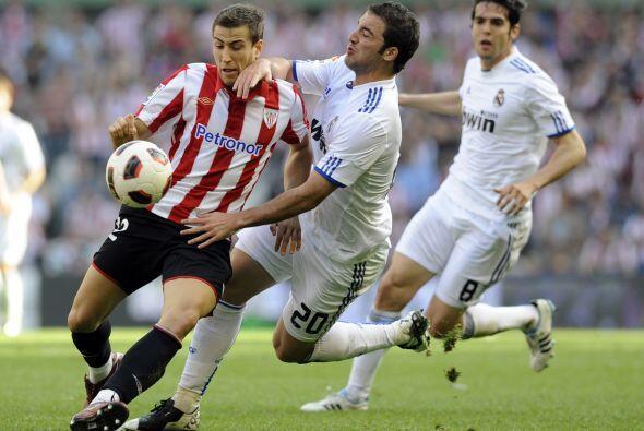 Mourinho dispuso que, por ejemplo, el 'pipita' Higuaín saliera de titula...