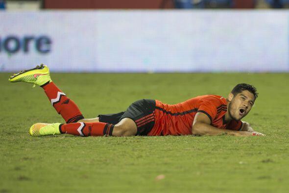 Los convocados en estos dos partidos fueron Javier Orozco y Erick Torres...