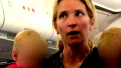 Se hace viral el supuesto maltrato de un sobrecargo de American Airlines...