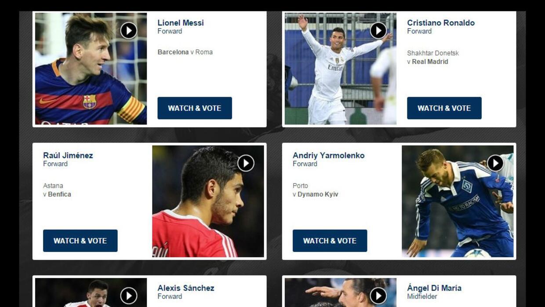 Raúl Jiménez, entre los ocho mejores jugadores de la J5 de...