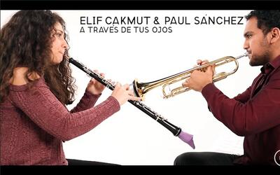 Elif and Paul Sánchez Project: 'A través de tus ojos' (White Sessions)