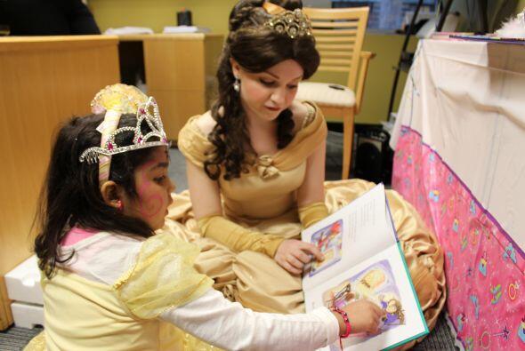 Ashley, paciente de St Jude Children's Research Hospital, cumplió su sue...
