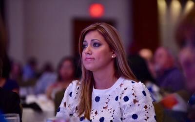 Beatriz Rosselló, esposa del candidato a la Gobernación po...