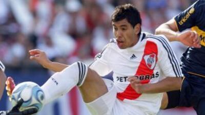 Andrés Ríos nuevo jugador del América.