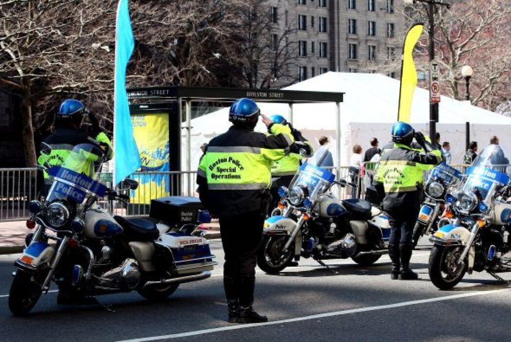 Este 2014 el maratón transcurrirá ante extremas medidas de seguridad.