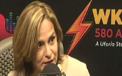 Zoé Laboy confiada de lograr un escaño en el Senado como parte de la pla...
