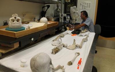 Buscan recolectar dos mil muestras de ADN de familiares de personas repo...