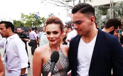 Laura Carmine está molesta porque critican su relación con Adriano
