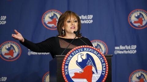 Susana Martinez, gobernadora de Nuevo México.