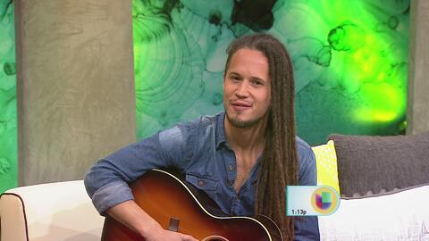 Vicente García fusiona ritmos de música que te ponen a gozar