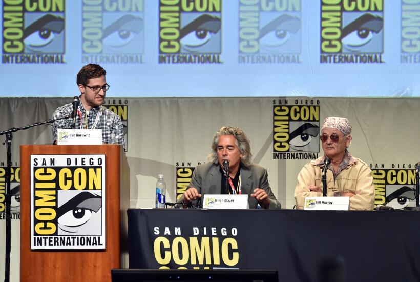 Comic-Con San Diego 2015