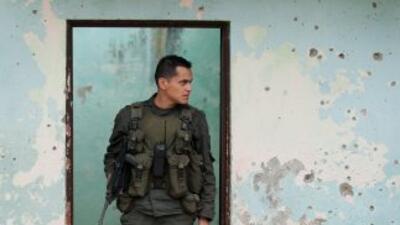 El jefe del Comité Internacional de la Cruz Roja (CICR) en Colombia, Jor...