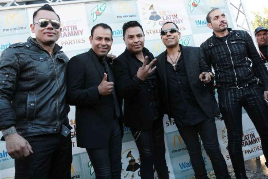 Latin Grammy Street Party Chicago 2013