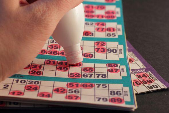 ¡Cartón lleno! ¿Qué tal una noche de Bingo? T...