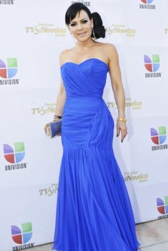 Maribel Guardia siempre se ha caracterizado por ser muy sexy.