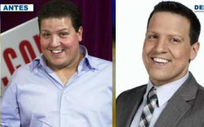 Mira el antes y el después de los presentadores de Despierta América