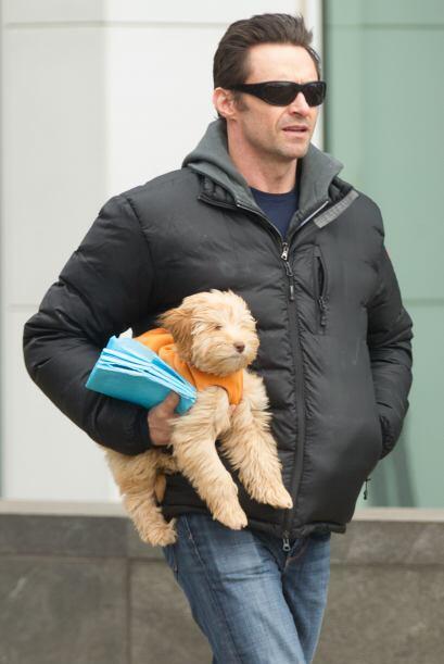 El actor Hugh Jackman es un orgullo papá, así lo demostró con su nuevo ´...