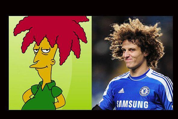 David Luiz tampoco tendría mayor problema para convertirse en 'Bo...