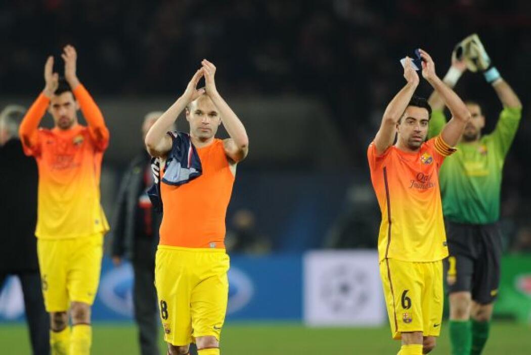 Satisfacción del Barcelona que viaja a la vuelta con un buen empate y la...