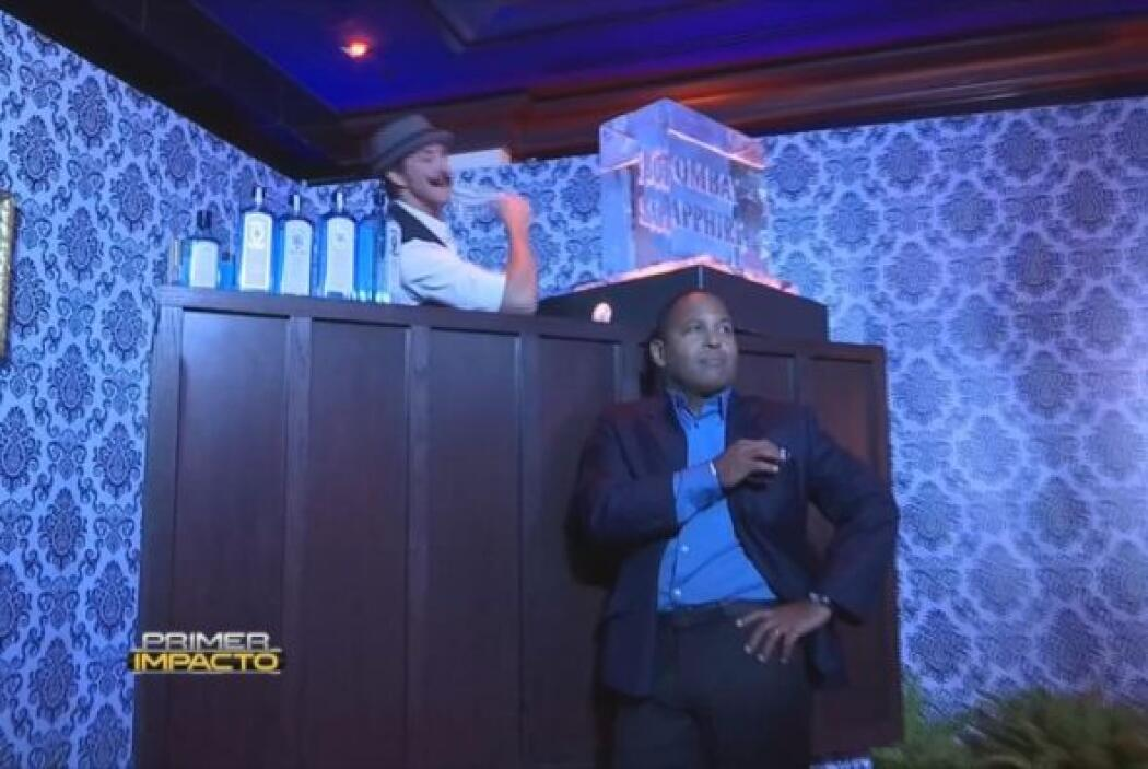 La primer misión de Tony en Las Vegas fue asistir a una competencia de b...
