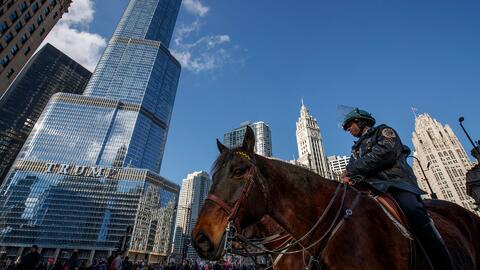 'Chicago en un Minuto': al menos 62 condominios de la Torre Trump fueron...