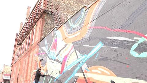 En el barrio Pilsen de Chicago la idiosincrasia se convierte en arte