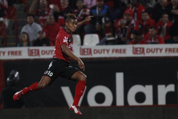 Fidel Martínez.- El ecuatoriano sigue siendo el jugador que marca...