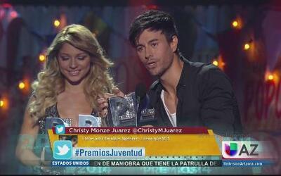 Los mejores momentos de Premios Juventud