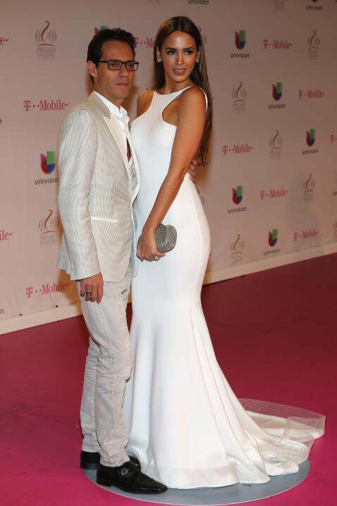 Marc Anthony y Shannon de Lima posponen su divorcio GettyImages-46389507...