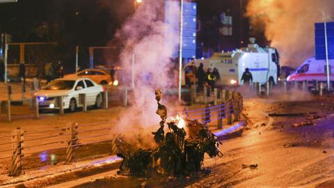 Al menos 13 muertos luego de explosiones registradas en el estadio del B...