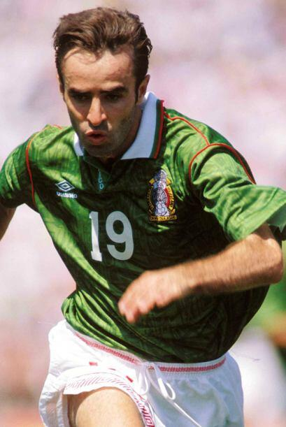 En 1993 México pondría a prueba su nivel ante Ucrania, en ese partido lo...