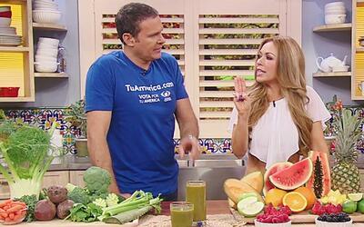 Claudia Molina te dice que sí y que no para desintoxicar tu cuerpo natur...