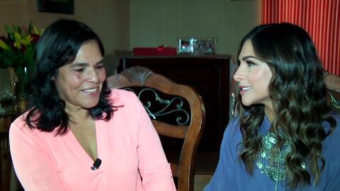 Con un nudo en la garganta, la mamá de Alejandra Espinoza nos confesó qu...