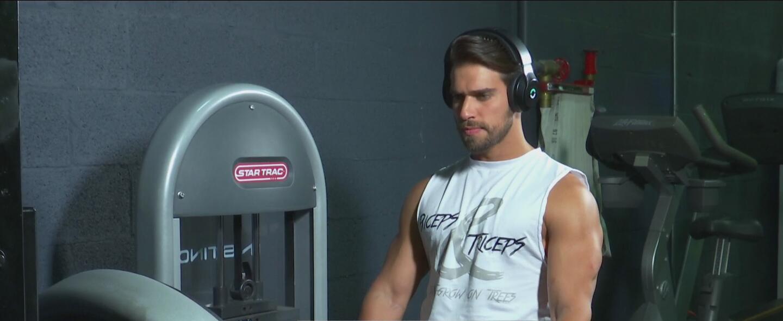 RD Tech: Darián entrenó con unos auriculares inteligentes que mejoran el...