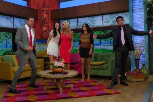 Sissi estaba feliz de volver a su casa, Univision.