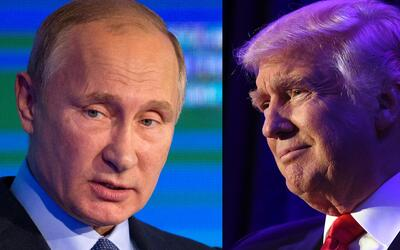 Putin y Trump indicaron que los contactos telefónicos continuar&a...