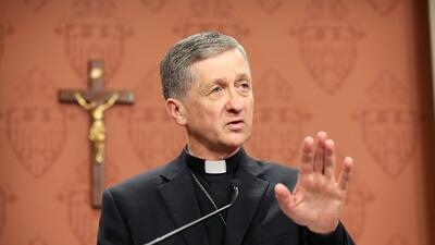 Esperanzados los latinos con el nuevo arzobispo