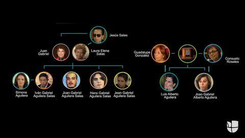 Desenredamos el árbol genealógico de Juan Gabriel