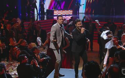 Como se vivió los Premios Univision Deportes