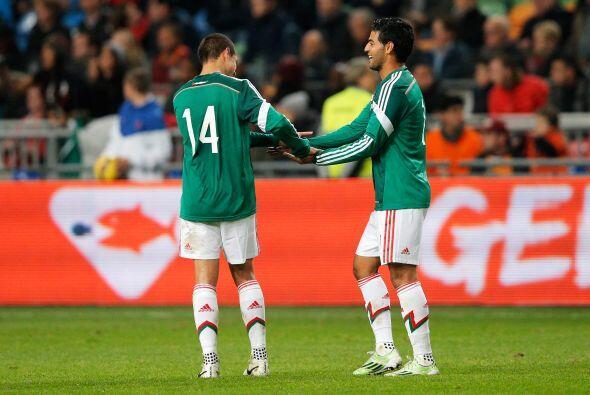 La selección mexicana buscará mejorar su récord de victorias y derrotas...