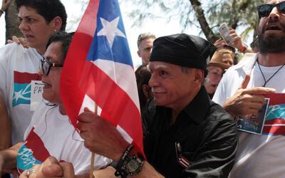 Posiciones encontradas entre puertorriqueños en Nueva York frente a la l...