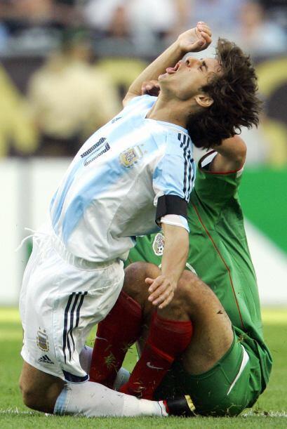 Otro episodio con el 'Tri' sucedió en la Copa Confedereaciones de...