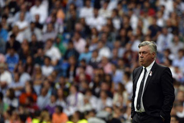 Ancelotti ha tardado más tiempo en tomar la medida a su nuevo equipo. Pa...