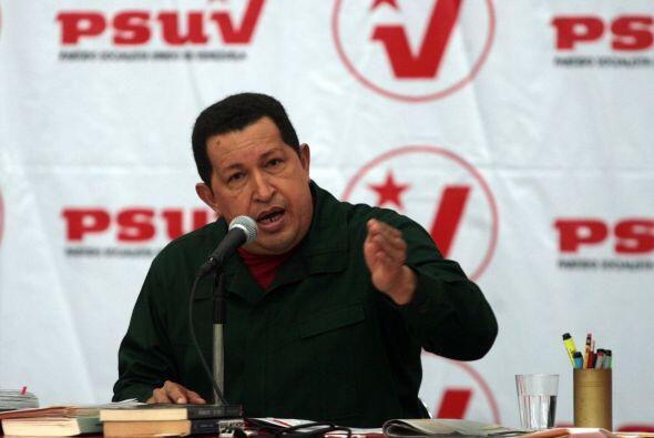 Hugo Chavéz legislará en nueve rubros relacionados con la...