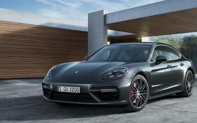 Porsche Panamera, el sedán que deportivo te quitara el aliento, más mode...