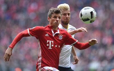 Bayern Múnich vs. Mainz