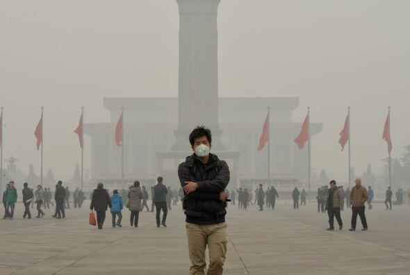 El combate a la contaminación ha pasado a los primeros planos de...